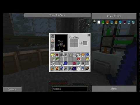 Minecraft Survival S2 Episode 6 - IC2 power and Logistics sorting system