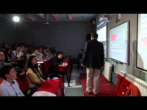 Why Do Pupils Hate Math, How Can We Change That?: Velimir Dedić at TEDxZemunED
