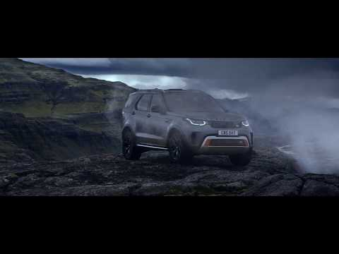 Land Rover Discovery SVX video debut