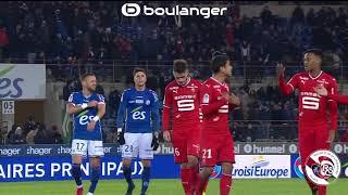 Racing-Stade Rennais FC : le résumé   RC Strasbourg Alsace
