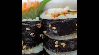 서울6호선 마포구청역 맛집: 2020.12 마요야채김밥 - 엑소김밥 Korean Food