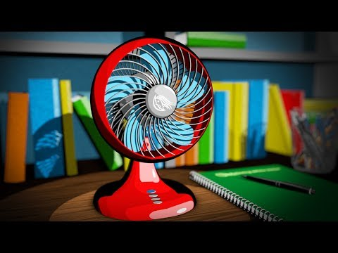 Fan Sounds for Sleeping, Studying, Focus | White Noise 10 Hours
