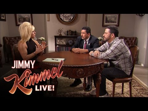 Jimmy Kimmel & Guillermo Get a Reading From the Long Island