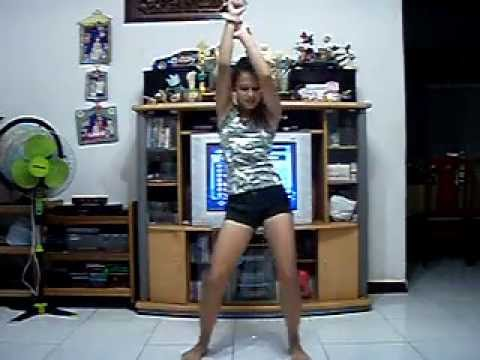 """Jessica Bennett (13 years old) - Dancing to """"Feedback"""" by Janet Jackson"""