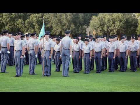 The 2016 Citadel Oath Ceremony