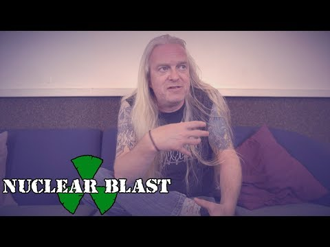 MEMORIAM - Karl on the band's new track The Veteran & the accompanying video (OFFICIAL TRAILER)