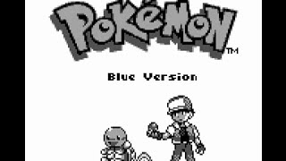 Pokémon Blue (GB) - Longplay