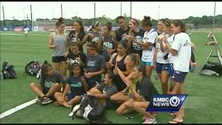 KC area becomes hot youth soccer destination