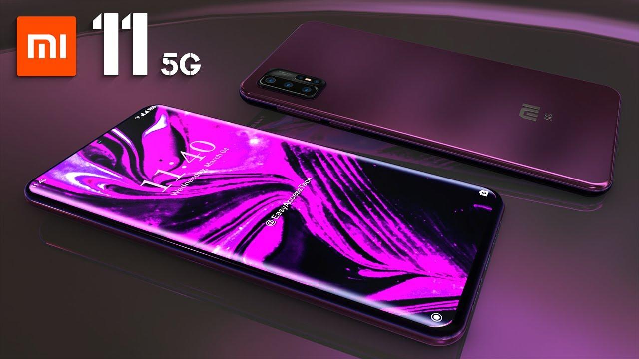 Best Xiaomi Phone 2021 Xiaomi Mi 11 5G (2021)   Concept Introduction!!!   YouTube
