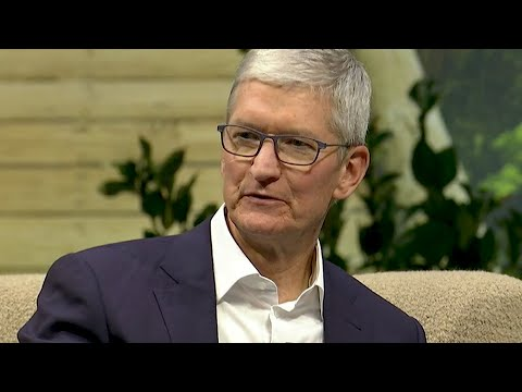 Tim Cook Talks About Steve Jobs And Bittersweet Memories (interview Clip)