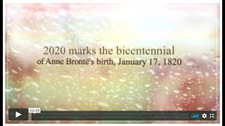 Without the Veil Between, Anne Bronte: A Fine and Subtle Spirit Book Trailer, music by Charlie Rauh