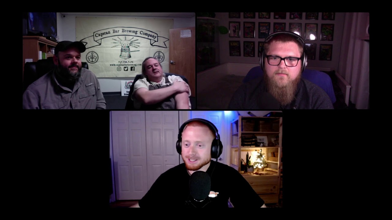 Ep 45 - Old World Brewing with Capstan Bar Brewing Company
