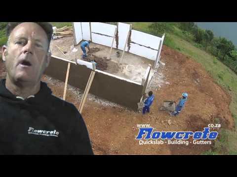 Flowcrete DIY Kit House