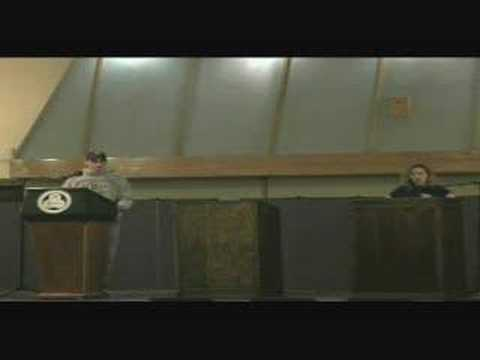 SA Election 2008 Debates - VPAA Pt 3