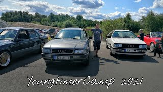 Поездка на автовыставку Youngtimer Camp 2021