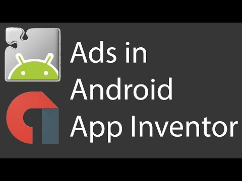 How to put ads in Android App Inventor