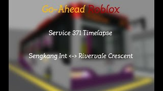 Go-Ahead Roblox Service 371 Timelapse
