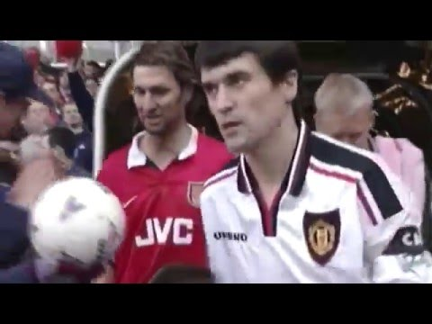 MANCHESTER UNITED FC - FOOTBALL'S GREATEST TEAMS - TREBLE WINNERS - 1998-1999 - PART ONE