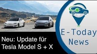 Tesla Model S und X: Deutliche Verbesserungen sofort bestellbar I VW ID.3 Preis durchgesickert