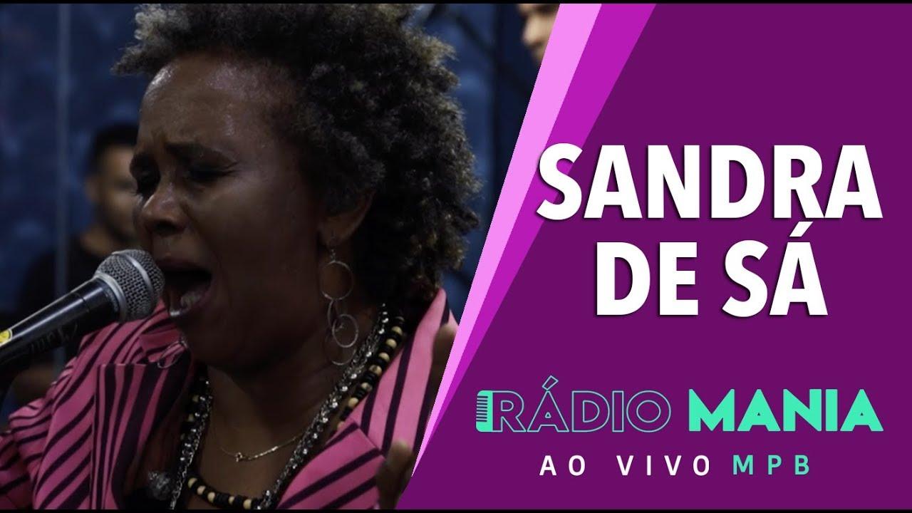Radio Mania - Sandra de Sá - Olhos Coloridos