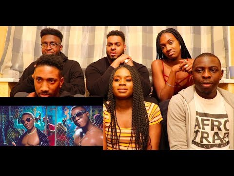 STARBOY - SOCO ft. TERRI X SPOTLESS X CEEZA MILLI X WIZKID ( REACTION VIDEO ) || @wizkidayo