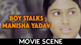 Vazhakku Enn 18/9 - Boy Stalks Manisha Yadav   Balaji Sakthivel   Manisha Yadav   Sri