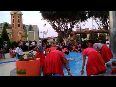 Global Water Dances 2015 - Lambayeque, Peru