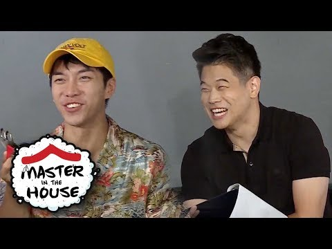 Seung Gi, Have you dated More Than Five Celebrities? Master in the House Ep 36