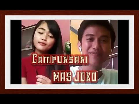 Paling Mantab Mas Joko-Campursari Duet Putrasiputra(Joko asli) ft NanaNina14 (Nana)