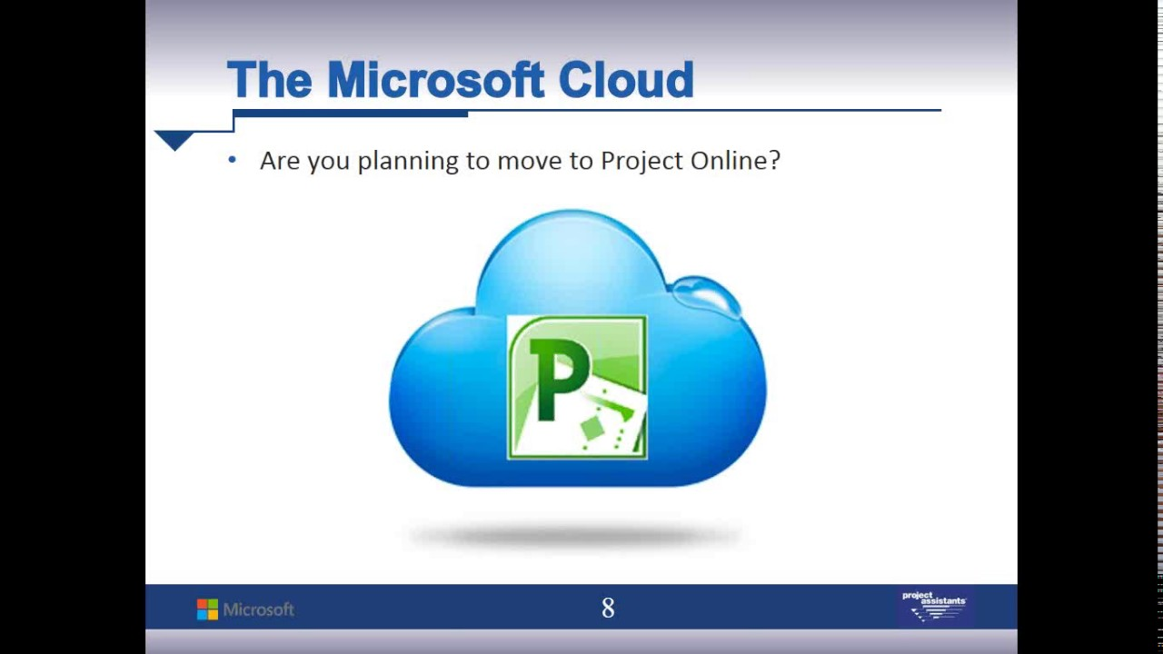 Behind The Scenes Of Project Online Microsoft Project 2016 Office 365 Youtube