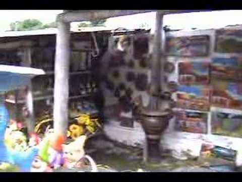Art Market in Aregua Paraguay