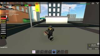 Roblox GTA:Blox City First Vid.