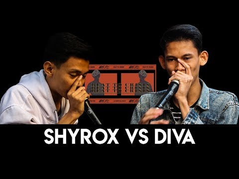 SHYROX VS DIVA // BEAT TO CRISIS 2019 // TOP 16