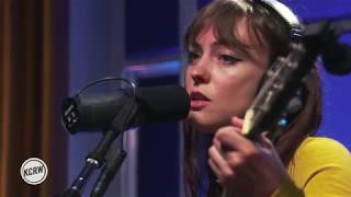 "Angel Olsen performing ""Sans"" Live on KCRW"