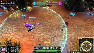 Bittersweet Lulu League of Legends Skin Spotlight