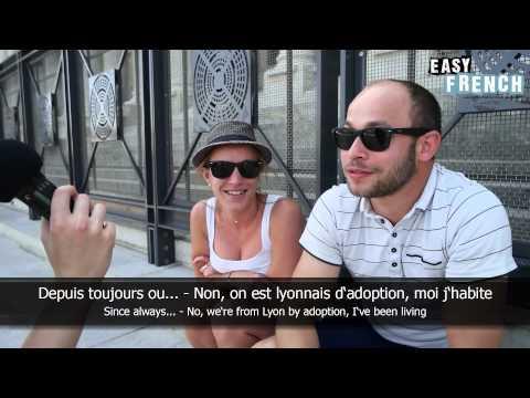 Easy French 31 - Bienvenue à Lyon