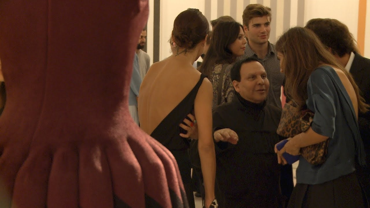 Azzedine Alaïa, the timeless and iconic fashion designer has died in Paris