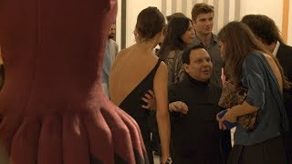 Azzedine Alaïa, the timeless and iconic fashion designer has died in Paris.