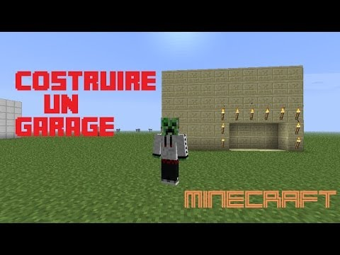 Come costruire un garage in minecraft youtube for Costruire un appartamento garage