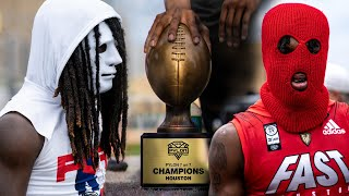 PYLON 7ON7 HOUSTON CRAZY HIGHLIGHTS! | Nation's Top Players WENT OFF! | @SportsRecruits Official Mix