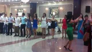 Smail Puraj dhe Viola ne Dasme 2012 Oita 3 Gjakove