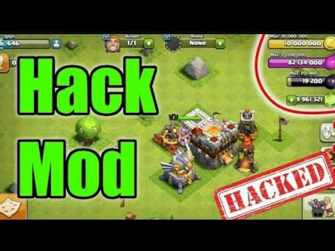 How To Download Coc Hack Version 2018 Clash Of Clans Hack Version