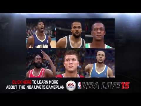 NBA LIVE 15 | Behind the Scenes Series | Scanning