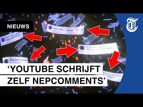 'YouTube, doe dit NOOIT meer!'
