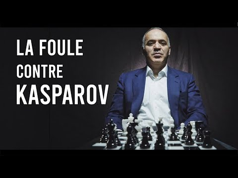 La Foule Peut-elle Battre Kasparov Aux échecs ? | EPISODE #6