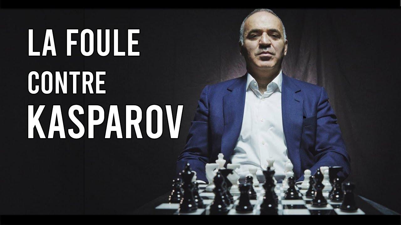 Download La foule peut-elle battre Kasparov aux échecs ?   EPISODE #6
