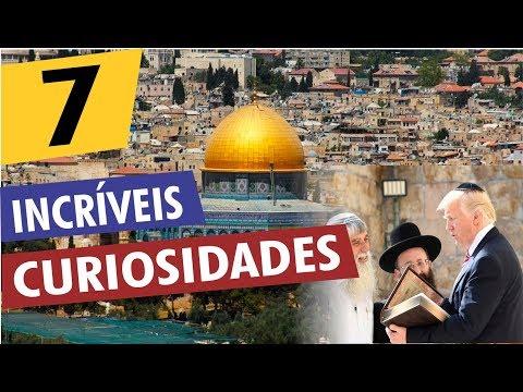 7 curiosidades sobre Trump e Jerusalém que você talvez não sabia.