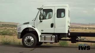 SOLD-2015 Freightliner M2 All-Wheel Drive with Extended Cab