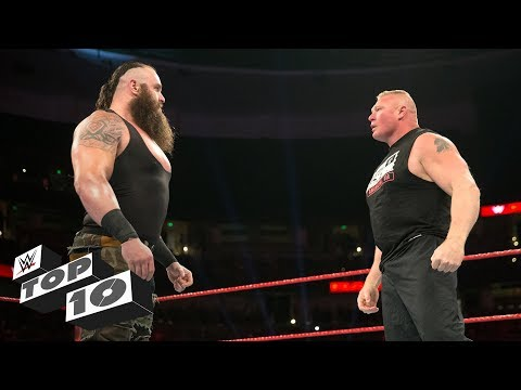 Superstars looking invincible: WWE Top 10, Jan. 1, 2018