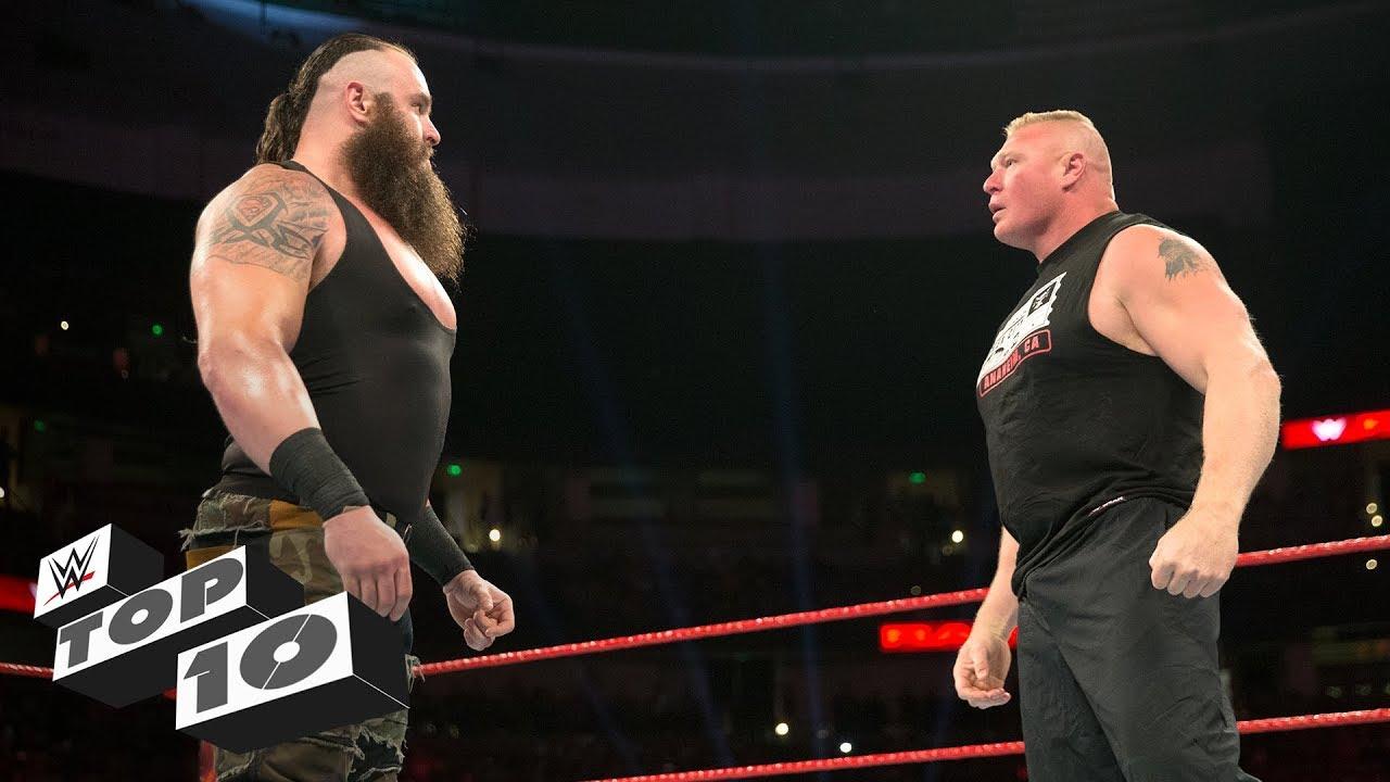 Download Superstars looking invincible: WWE Top 10, Jan. 1, 2018